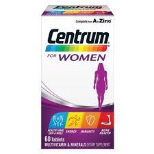 Centrum Women's Vitamins & Minerals