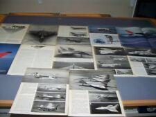 VINTAGE..DOUGLAS F4D & F5D VARIANTS..HISTORY/PHOTOS/DETAILS (160V)