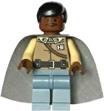 100% Authentic Lando Calrissian 7754 General Insignia Lego Star Wars Minifigure