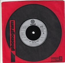 """Almost Mint"" Thin Lizzy.Don`T Believe A Word.1976 Phonogram Pop / Hard Rock 7"""