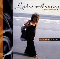 Lydie Auvray Bonjour soleil (1997, & The Auvrettes) [CD]