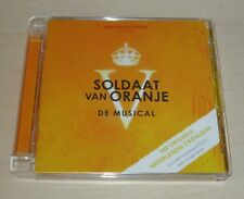 SOLDAAT VAN ORANJE De Musical CD + DVD 2011 Dutch Cast