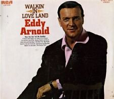 "EDDY ARNOLD ""Walkin' In Love Land"" USED 1968 RCA LP EX/EX"