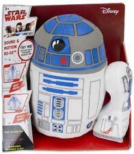 Peluche Star Wars VII R2-D2 Suoni Movimento 30cm Collezione Gioco Disney