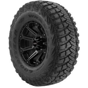 35x12.50R17LT Goodyear Wrangler MTR w/Kevlar 111Q C/6 Ply BSW Tire
