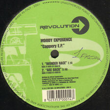 MOODY EXPERIENCE - Cappery EP - Revolution