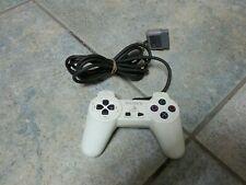 Joystick Controller Bianco per SONY PLAYSTATION 1 PS1 PS2 [LEGGERE DESCRIZIONE]