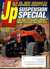 JP Magazine All Jeeps October 2013 Old vs. New Wrangler