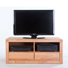 TV Kommode Lowboard in Kernbuche Massiv geölt Breite 120cm