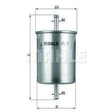 KNECHT Fuel filter KL 2
