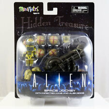 Aliens Minimates Space Jockey with Infected Kane and Alien Eggs