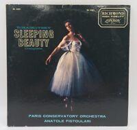 Tchaikovsky Sleeping Beauty Complete-Paris Conservatory  Anatole Fistoulari LP