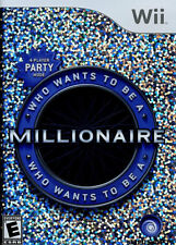Who Wants to be a Millionaire? WII New Nintendo Wii
