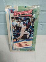 1994 Bowman Baseball Hobby Box Factory Sealed