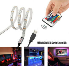 WOWLED 2m USB Back Light Strip with Remote Control