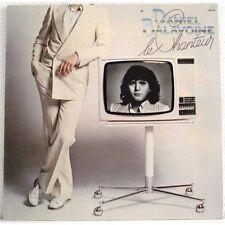 vinyl lp 33t DANIEL BALAVOINE - LE CHANTEUR