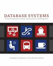 Database Systems by Thomas M Connolly