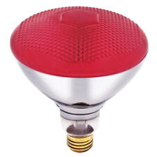 Westinghouse  100 watts E26  Incandescent Bulb  Red  Reflector  1 pk