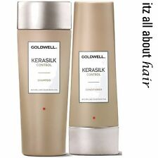 Goldwell Kerasilk Control Shampoo & Conditioner DUo Pack