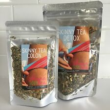 Shana Skinny Teatox - 28 day Cleanse - Weight Loss, Slimming & Detox Tea