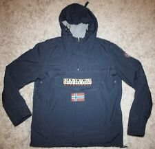 Napapijri RAINFOREST WINTER Jacket in Navy Blue - Medium [4071]