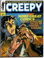 Creepy #21 (Jul 1968, Warren)  VF