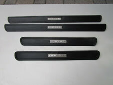 Lincoln Town Car Set of four Interior Sill Plates OEM