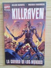 Killraven - La Guerra De Los Mundos - Forum