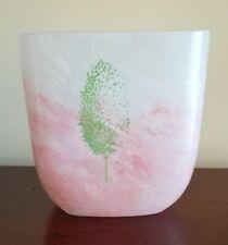 Stunning Art Glass Seasons Series Kosta Boda Vase signed by Kjell Engman