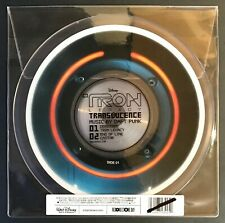 "Daft Punk Translucence Rare Picture Disc 2011 Rsd Disney Tron Legacy 10"" Red"
