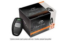 Avital 4113LX 1 Way Car Remote Start Keyless Entry System Avital4113LXCB