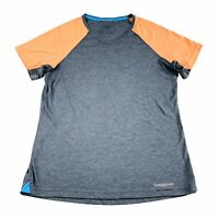 Patagonia Womens V-Neck Short Sleeve Active Tee Size XS