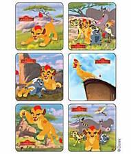 18 Disney Lion Guard King  Stickers Party Favor Teacher Supply Kion Fuli Ono