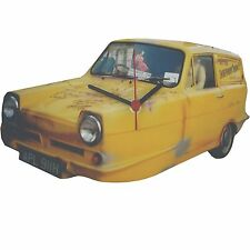 Lark Rise Designs Only Fools and Horses Reliant Robin Wooden Wall Clock LRDWT39