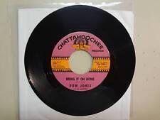 "DOW JONES & AVERAGES: Bring It On Home-Chim Chim Cher-Ee-U.S. 7"" Chattahoochee"