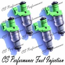 Siemens Flow Matched Fuel Injector Set for 03-07 Saab 2.0 Turbo 12790827 (4)
