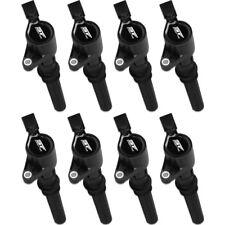 MSD Ignition Coil 55128; Street Fire Black Coil-On-Plug for Ford 4.6/5.4L MOD 2V