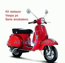KIT REVISIONE VESPA 125 150 PX ARCOBALENO FRENO A DISCO