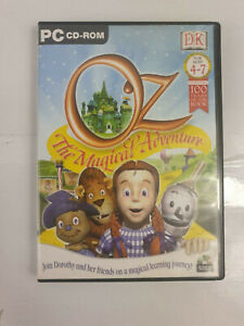 DK: OZ The Magical Adventure Interactive Storybook PC CD-Rom - Used