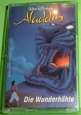 Walt Disneys: Aladdin - Die Wunderhöhle (Kassette | MC) Hörspiel
