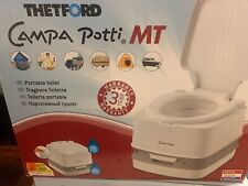 Campa-Potti Portable Flushable Travel Toilet, Camping, Outdoor/Indoor