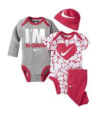 999ff9e11 Nike 4-piece Infant Gift Set 0-6 Month DK HYPER Pink 2 Top