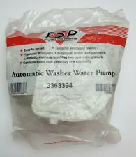 FSP 3363394 Automatic Washer Water Pump Genuine Whirlpool Quality NOS