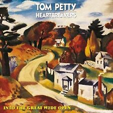 PETTY,TOM & HEARTBREAKERS-INTO THE GREAT WIDE OPEN (OGV (UK IMPORT) VINYL LP NEW