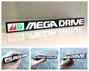 Sega Mega Drive (Japanese) 3D logo / shelf display / fridge magnet - collectible