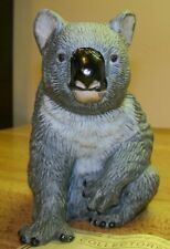"""Royal Heritage"" Australian Koala Bear Figurine w/Coa"