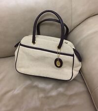 Etienne Aigner handbags canvas Nearly new