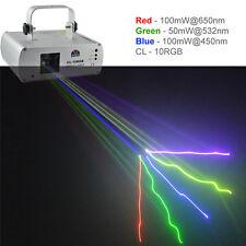 SHINP RGB 7 CH DMX Laser Master-Slave Projector Lights PRO DJ KTV Stage Lighting