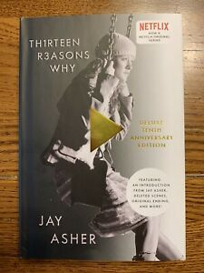 Thirteen Reasons Why -by Jay Asher (2016, Hardcover, Deluxe 10th Anniversary) 13