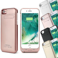 External Battery Charger Power Bank Case Backup Cover For iPhone 6 7 & 8 Plus